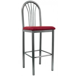 Metal Spokeback Bar Stool