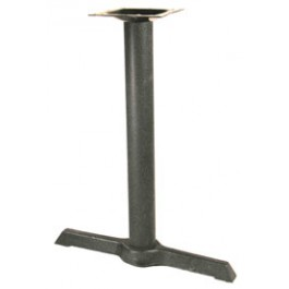 "T-Shaped 22"" Table Base"
