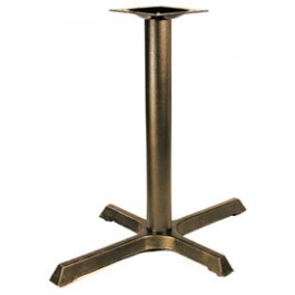 "Cross Table Base 22"" x 30"""