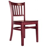 Wood Slatback Chair